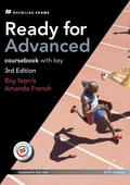 READY FOR ADVANCED (CAE) (3RD EDITION 2015 EXAM) STUDENT´S BOOK WITH KEY, AUDIO