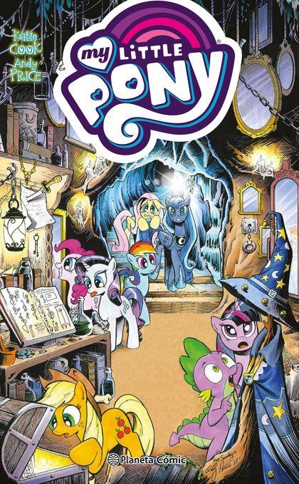 My Little Pony La magia de la amistad nº 05