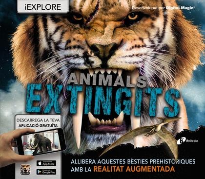 IEXPLORE. ANIMALS EXTINGITS.