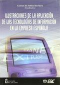 ILUSTRACIONES DE  LA APLICACIÓN DE TECNOLOGIAS DE INFORMACIÓN. EN LA EMPRESA ESPAÑOLA