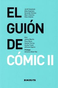 GUION DE COMIC, 2