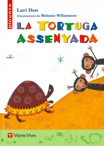 LA TORTUGA ASSENYADA (PINYATA).