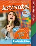 ACTIVATE! B1 + ETEXT PREMIUM.