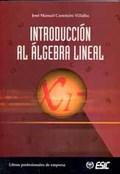 INTRODUCCIÓN AL  ÁLGEBRA LINEAL.