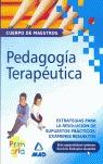 CUERPO DE MAESTROS, PEDAGOGÍA TERAPEÚTICA, ESTRATEGIAS PARA LA RESOLUC