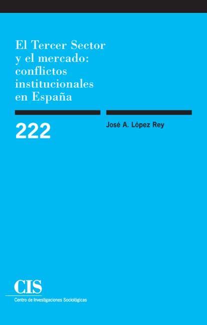 El Tercer Sector y el mercado: conflictos institucionales en España