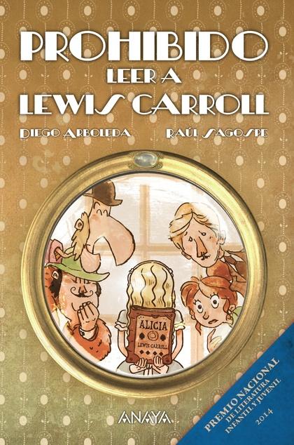 PROHIBIDO LEER A LEWIS CARROLL