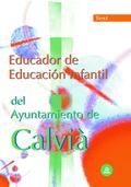 EDUCADOR DE EDUCACIÓN INFANTIL, AYUNTAMIENTO DE CALVIÀ. TEST
