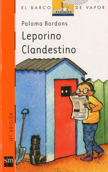 LEOPORINO CLANDESTINO BVN 116
