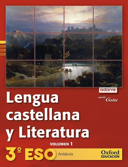PROYECTO ADARVE, COTA, LENGUA Y LITERATURA, 3 ESO (ANDALUCÍA)