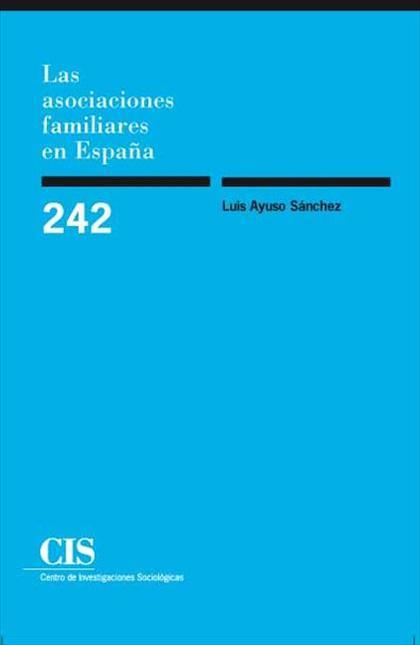 Las asociaciones familiares en España