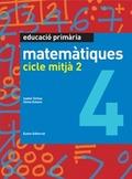 MATEMÀTIQUES, EDUCACIÓ PRIMÀRIA, CICLE MITJÀ 2