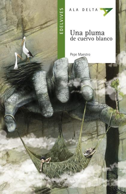UNA PLUMA DE CUERVO BLANCO