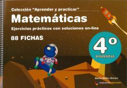MATEMÁTICAS - EJERCICIOS PRÁCTICOS CON SOLUCIONES ONLINE. 4º PRIMARIA