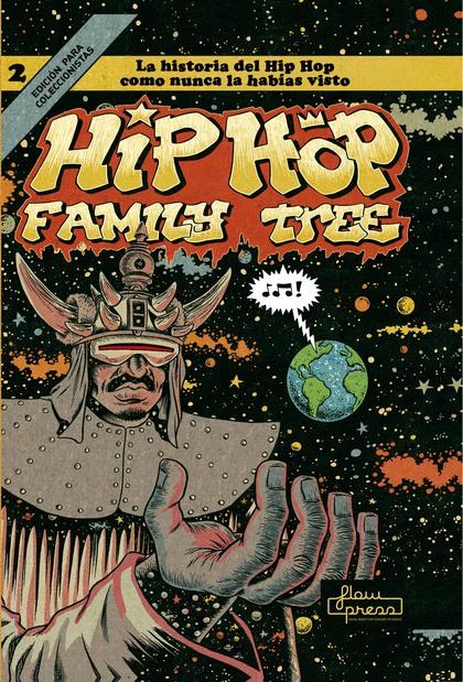 HIP HOP FAMILY TREE 2.