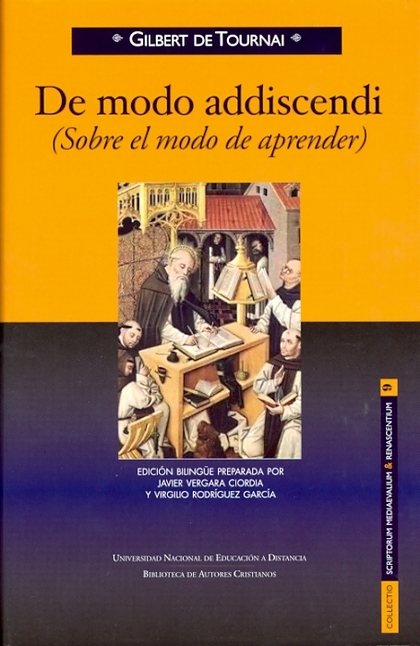DE MODO ADDISCENDI (SOBRE EL MODO DE APRENDER).