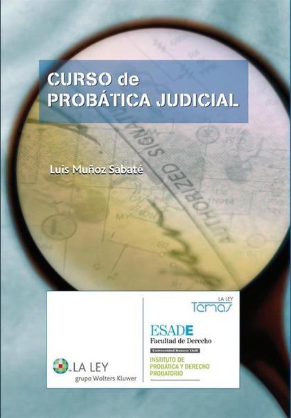 CURSO DE PROBÁTICA JUDICIAL