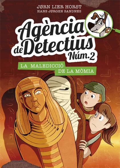 AGÈNCIA DE DETECTIUS NÚM. 2 - 12. LA MALEDICCIÓ DE LA MÒMIA.