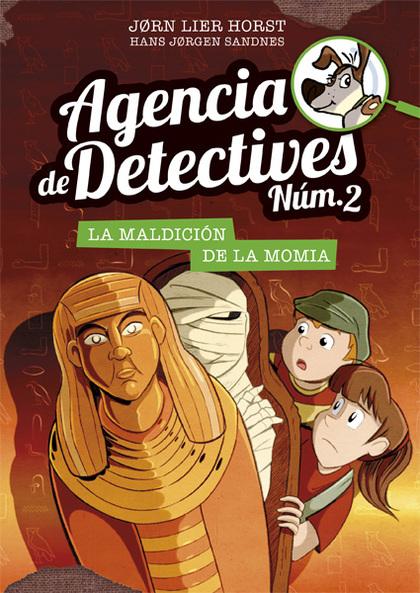 AGENCIA DE DETECTIVES NÚM. 2 - 12. LA MALDICIÓN DE LA MOMIA.