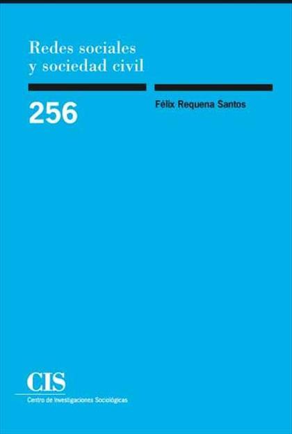 Redes sociales y sociedad civil