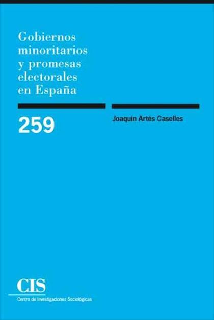 Gobiernos minoritarios y promesas electorales en España