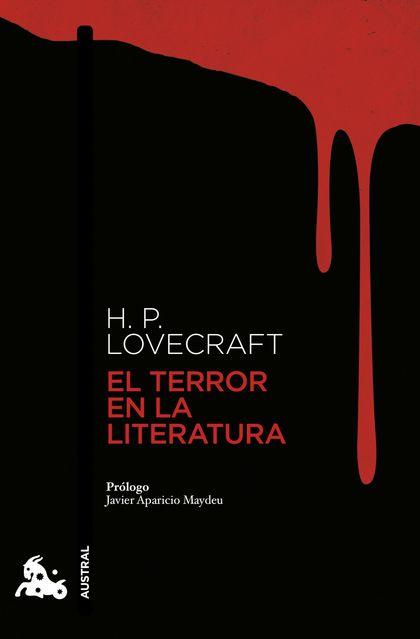 EL TERROR EN LA LITERATURA.