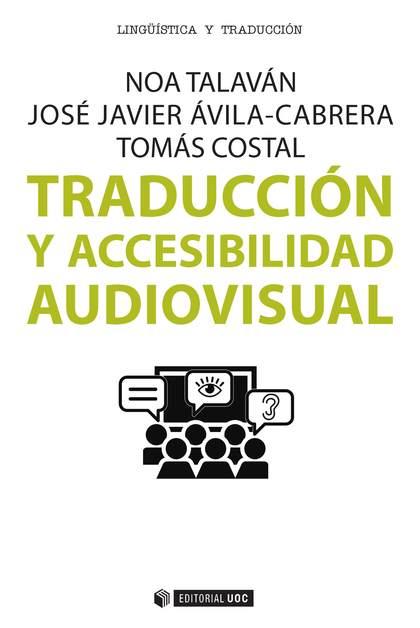 TRADUCCION Y ACCESIBILIDAD AUDIOVISUAL