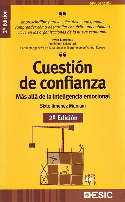 CUESTIÓN DE CONFIANZA