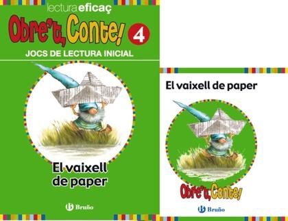OBRE ´ T, CONTE! EL VAIXELL DE PAPER.