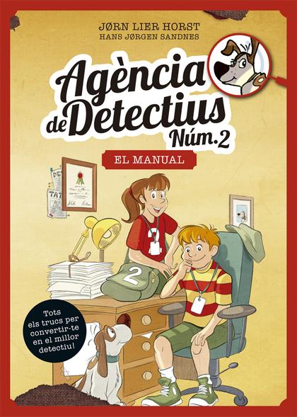 AGÈNCIA DE DETECTIUS NÚM. 2 - EL MANUAL.