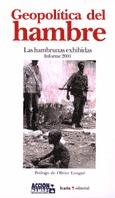 GEOPOLITICA DEL HAMBRE -2001