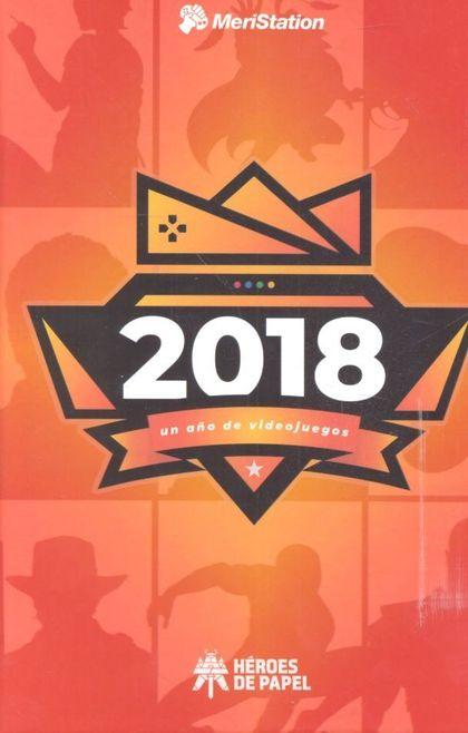 2018 UN AÑO DE VIDEOJUEGOS