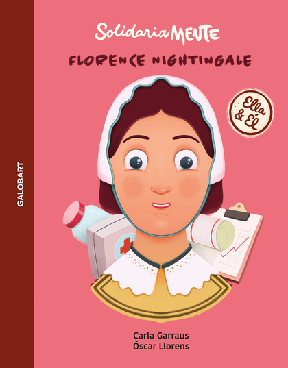 FLORENCE NIGHTINGALE & JACQUES YVES-COUSTEAU. SOLIDARIAMENTE