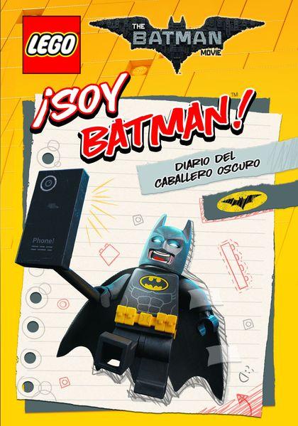 LEGO BATMAN. DIARIO DEL CABALLERO OSCURO.