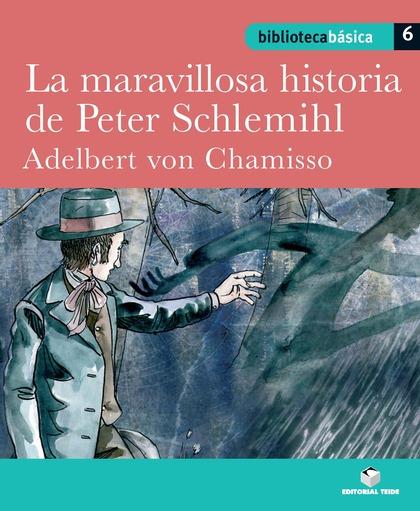 LA MARAVILLOSA HISTORIA DE PETER SCHLEMICH, EDUCACIÓN PRIMARIA. CUADERNO