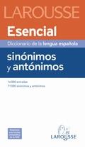 EDI. ANTIGUA DICCIONARIO ESENCIAL DE SINÓNIMOS Y ANTÓNIMOS