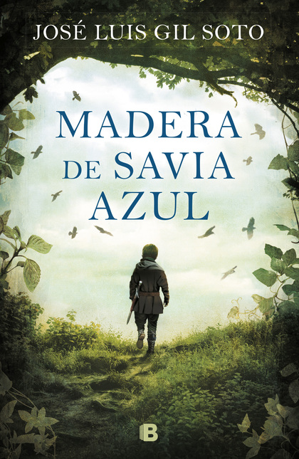 MADERA DE SAVIA AZUL.