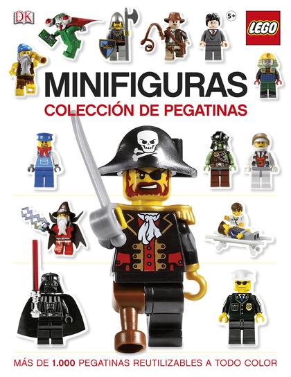 MINIFIGURAS LEGO: COLECCIÓN DE PEGATINAS. MINIFIGURAS LEGO: COLECCIÓN DE PEGATINAS