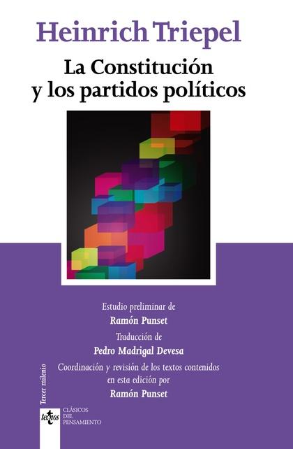 LA CONSTITUCIÓN Y LOS PARTIDOS POLÍTICOS.