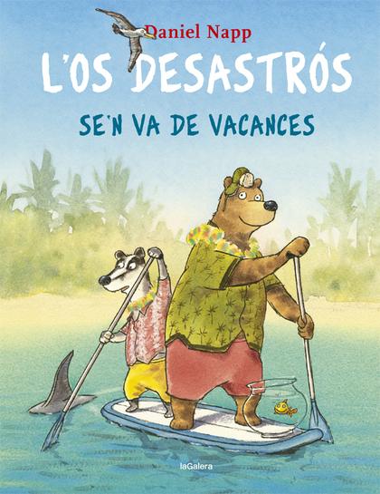 L´OS DESASTRÓS SE´N VA DE VACANCES.