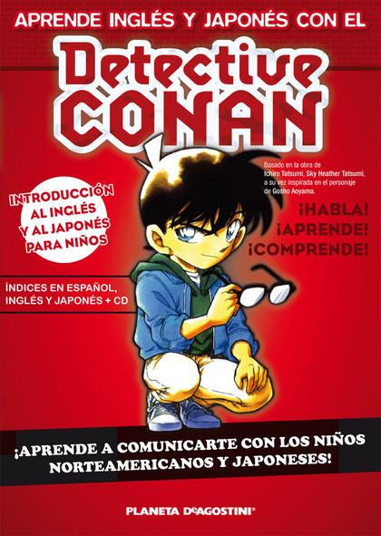 APRENDE INGLÉS CON EL DETECTIVE CONAN
