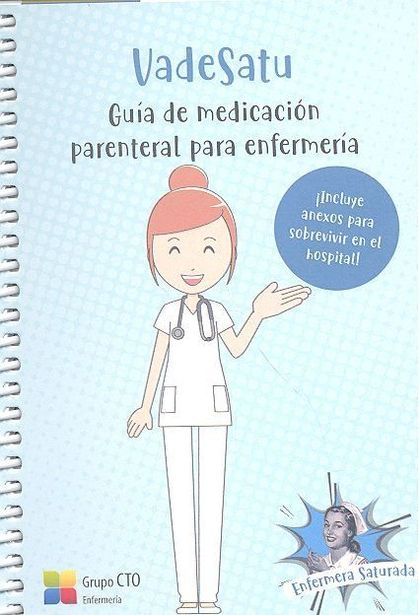 VADESATU GUIA DE MEDICACION PARENTAL PARA ENFERMERIA