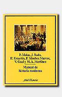 LIBRO SEGUNDA MANO-  ESTA SUBRAYADO MANUAL HISTORIA MODERNA