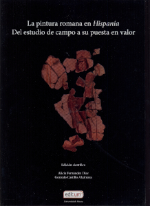PINTURA ROMANA EN HISPANIA DEL ESTUDIO DE CAMPO