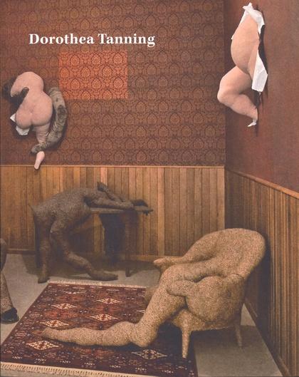 DOROTHEA TANNING. BEHIND THE DOOR.