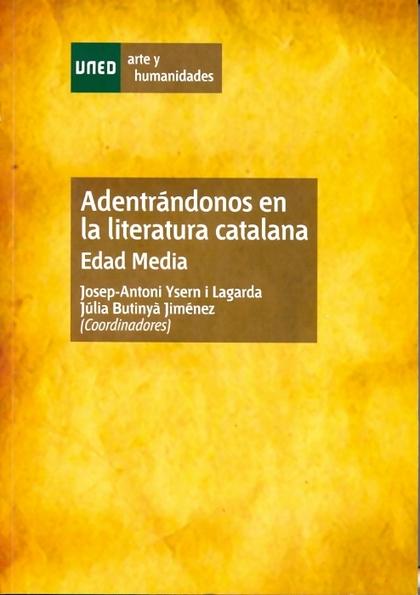 ADENTRÁNDONOS EN LA LITERATURA CATALANA : EDAD MEDIA