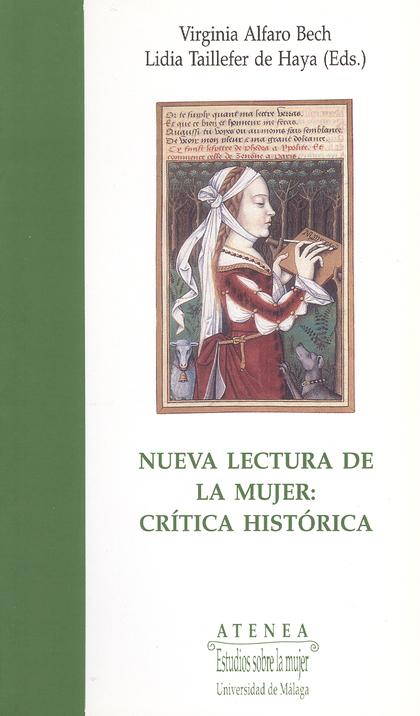 NUEVA LECTURA DE LA MUJER:CRITICA HISTORICA