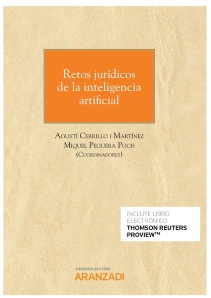 RETOS JURÍDICOS DE LA INTELIGENCIA ARTIFICIAL (DÚO).