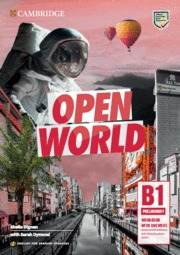 OPEN WORLD PRELIMINARY.  ENGLISH FOR SPANISH SPEAKERS. WORKBOOK WITH ANSWERS WIT.