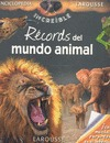 RÉCORDS DEL MUNDO ANIMAL